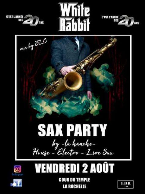 Live Sax White2