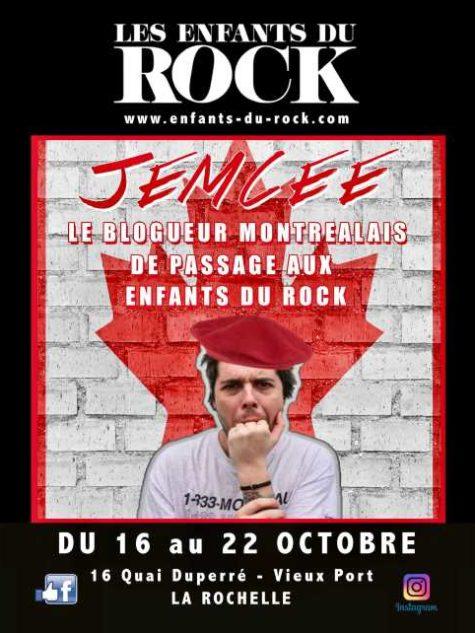 Jemcee à La Rochelle